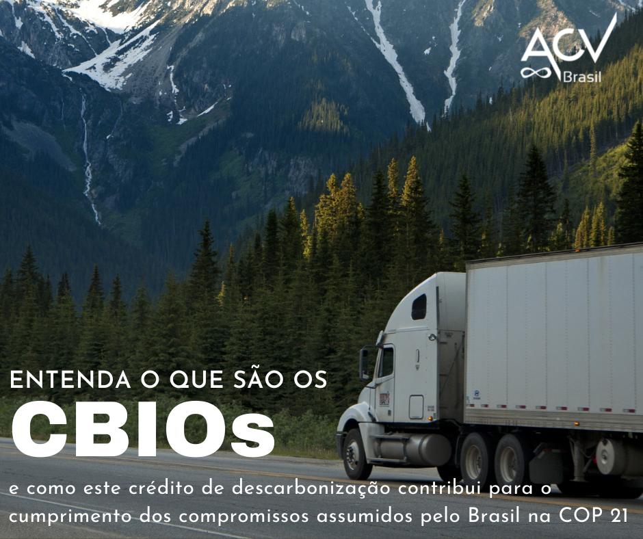 Crédito de Descarbonização (CBIO)