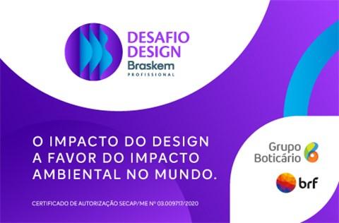 8ª edição do Desafio Design Braskem