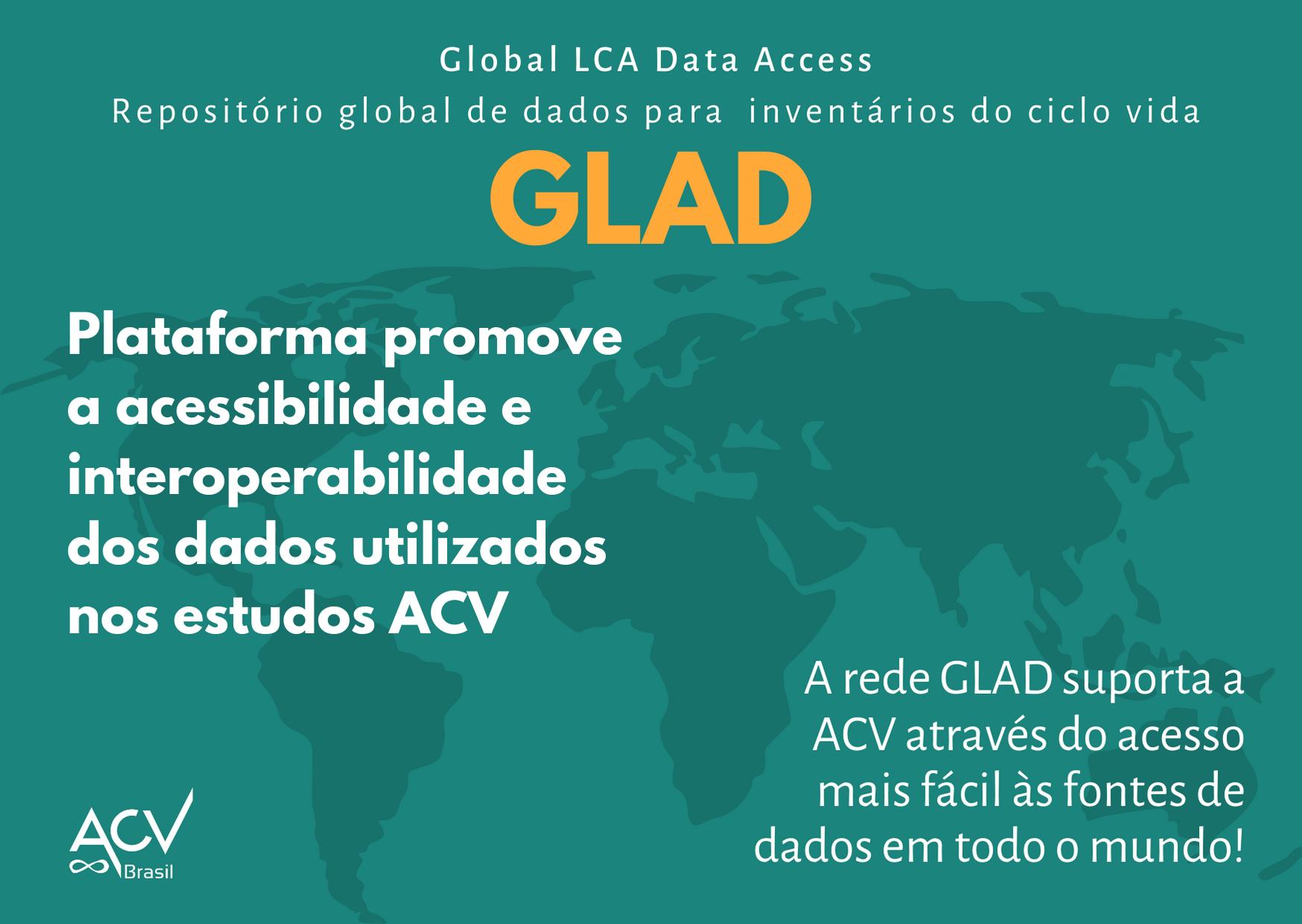 Lançamento da rede Global LCA Data Access (GLAD)
