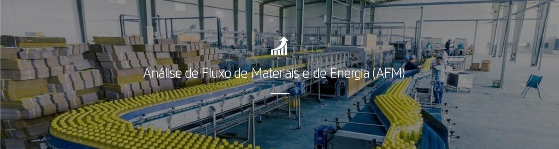 Fluxo de Materiais e Eficiência Energética