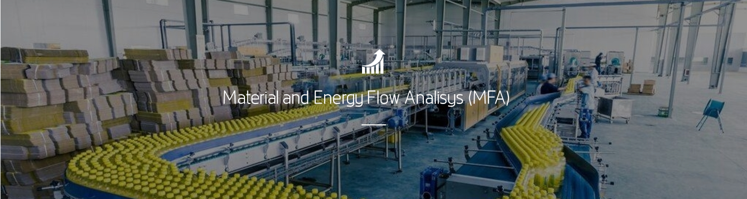Material Flow and Energy Efficiency